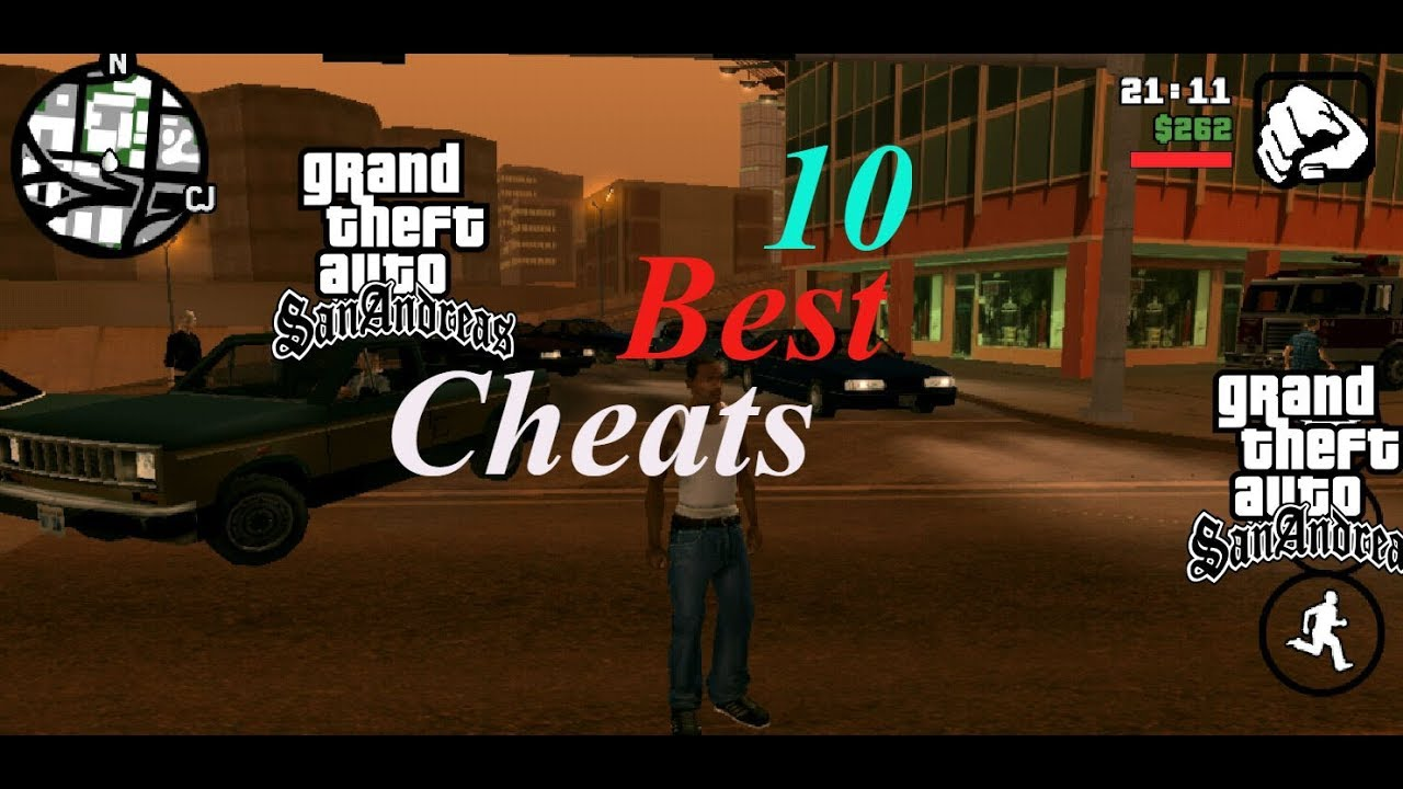 Gta San Andreas - Top 10 Best Pc Cheats  Army Helicopter -8749