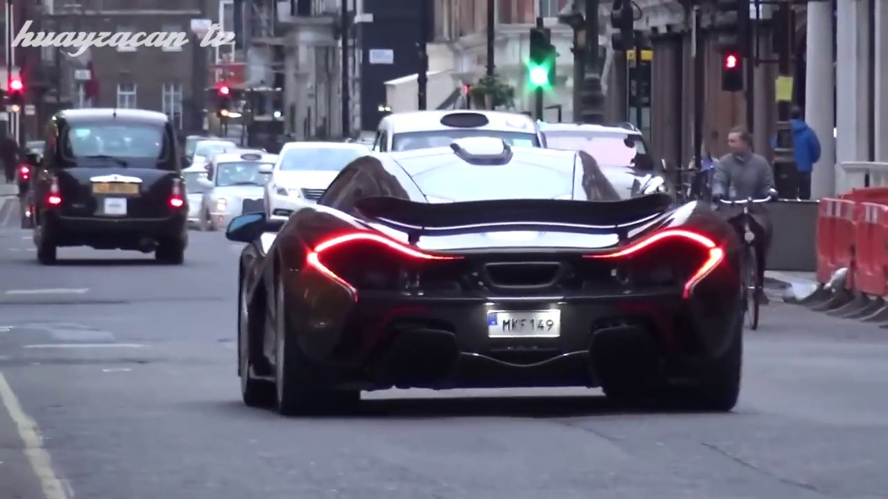 mclaren p1 sound compilation - turbos, accelerations, & turbos - youtube