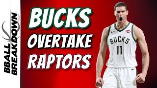 Bucks Win Battle, Raptors Could Win The War