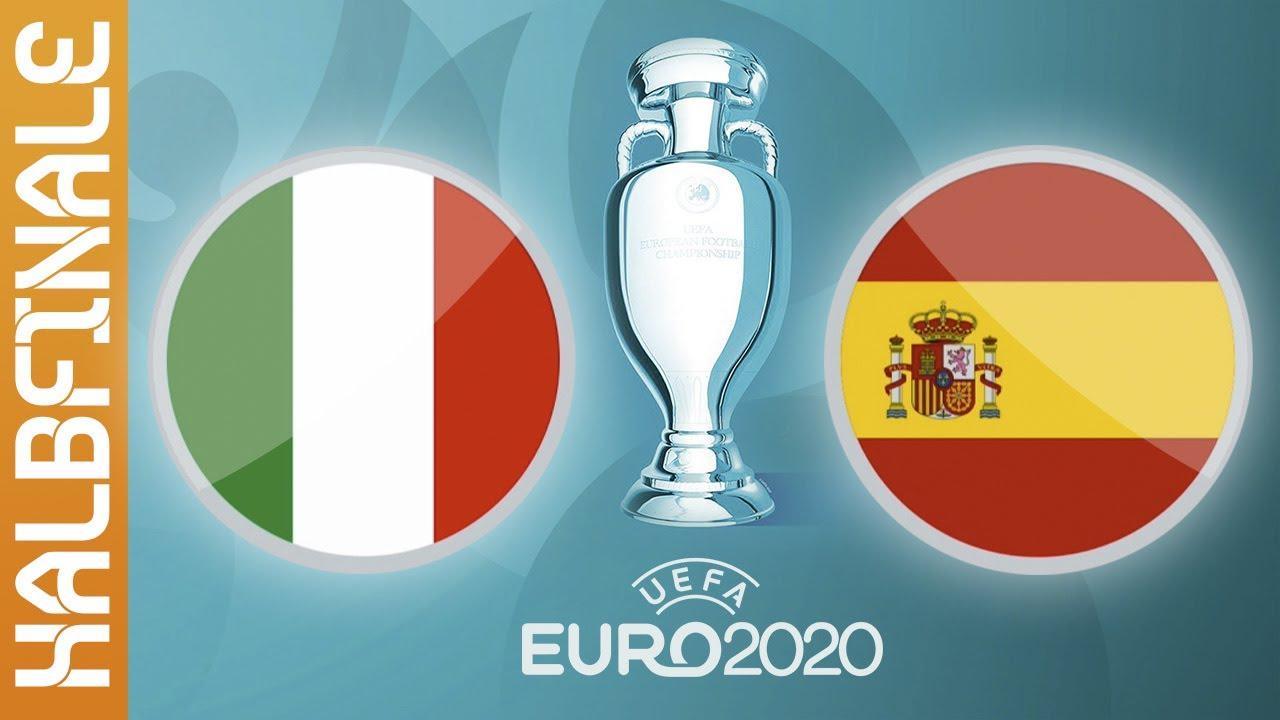 Download EURO 2020 · HALBFINALE | Italien – Spanien · Fussball EM Highlights (PES 2021 / PS5) | #49