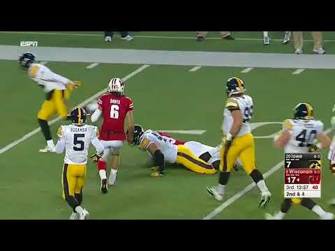 Radio Highlights- Iowa vs Wisconsin, November 11th, 2017