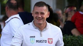 Trener Korony Ostro³êka Marcin Truszkowski o meczu z Mazurem Gostynin