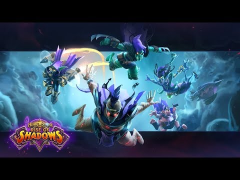 Rise of Shadows card's review: Hunter, Warrior and Warlock.
