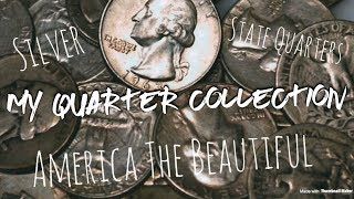 My Quarter Collection & A Cool Gift
