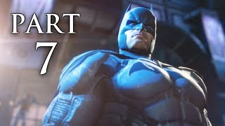 Batman Arkham Origins Gameplay Walkthrough Part 7 - Loose Lips