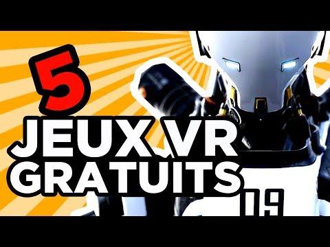 LES 5 MEILLEURS JEUX VR GRATUITS