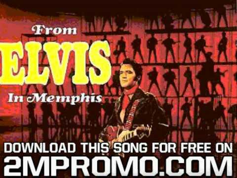 Elvis Presley From Elvis In Memphis Long Black Limousine