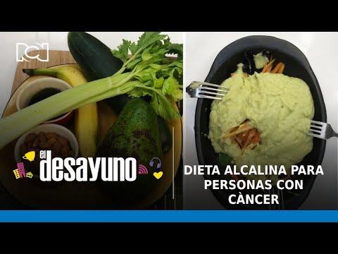 dieta para enfermos de cancer en el higado