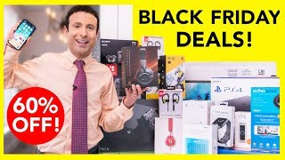 Best Pre-Black Friday 2018 Deals available RIGHT NOW!