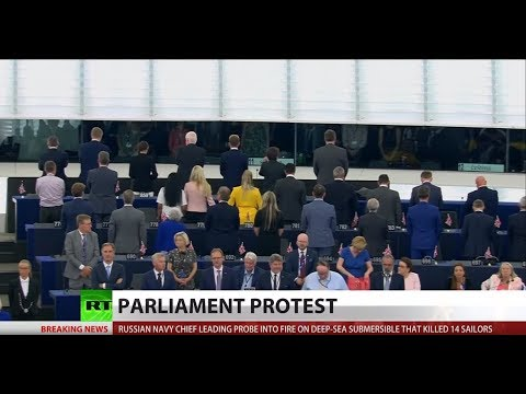 Populist MEPs protest EU over nat'l sovereignty – Galloway