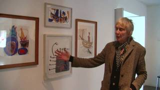 Roger Hilton - Centenary Exhibition - Newlyn 2011