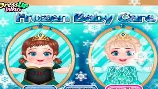 Xолодное Cердце игры мультфильм полностью 2013, А́нна, Э́льза, игры играть онлайн