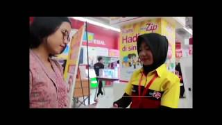 Standart kerja sales force MEGA ZIP