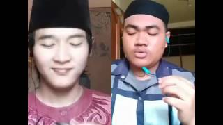 Video Duet smule santri ganteng ft anak bakery da'uni da'uni download MP3, 3GP, MP4, WEBM, AVI, FLV Juli 2018