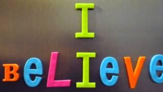 Raychell - I BELIEVE