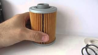 Масляный фильтр Mahle/Knecht OC 456