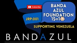 JRP 001. Fundacion Banda Azul ( English version )