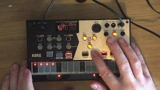 Volca drum. The ultimate experience!