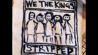 We The Kings - Stone Walls (Lyrics)