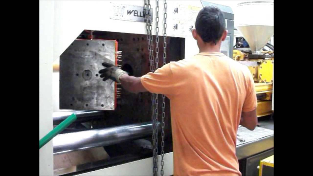 Silla Plegable Plastico Y Moldes Youtube