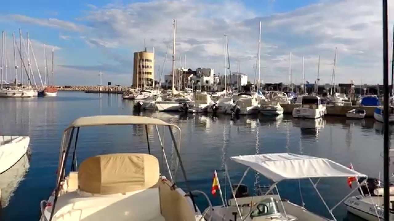 Portomagno Hotel Aguadulce Almeria Youtube