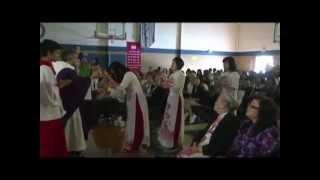 LỄ BẾ MẠC KHÓA TĨNH TÂM THÁNH LINH MÙA CHAY tại Giáo Xứ Đức Mẹ Mân Côi