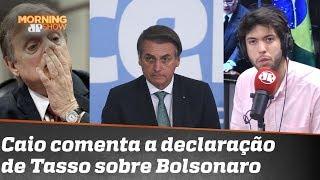 "Tucano defende ""Bolsonaro calado"" + Coppolla retoma pauta sobre PCC e PT"