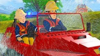 Sam le Pompier francais | Aire sauves - Épisode complet | Spécial: Fête des mères | Dessin Animé