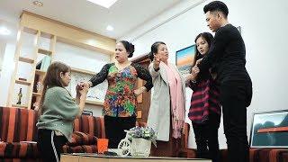 Khinh Nhà Con Dâu Nghèo, Mẹ Chồng Không Cho Về Quê Ăn Tết | Mẹ Chồng Nàng Dâu Tập 1
