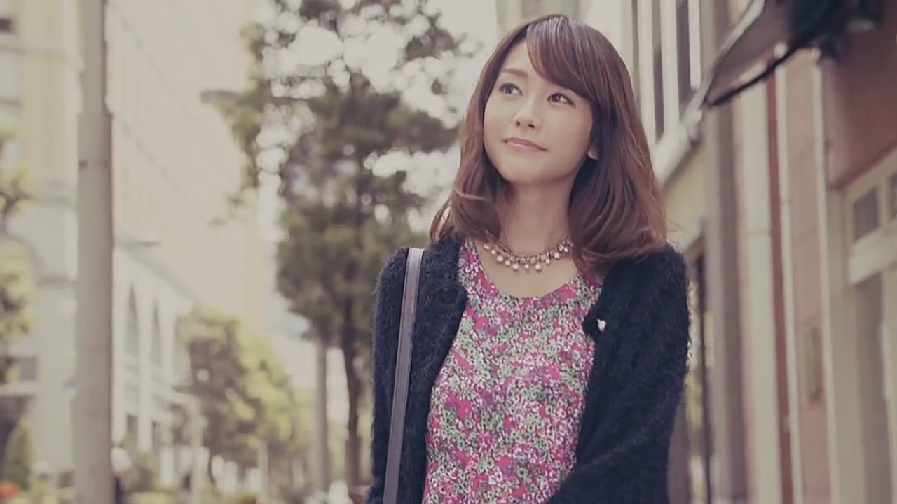Mirei Kiritani , Here Deal `Walk` commercial