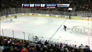 linus omark s awesome shootout goal vs predators 3 02 2011