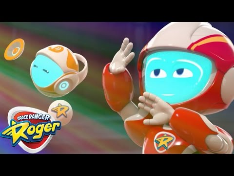 Space Ranger Roger | Roger Rules the Road...