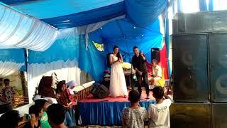 Manunggu Janji Andra respati feat ovi firsty batang kapas sungai nyalo 10 Desember 2017