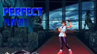The King of Fighters 2001 - Yuri vs Igniz