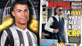 Real Madrid To Sell Cristiano Ronaldo To Juventus For €100M?! | Transfer Review