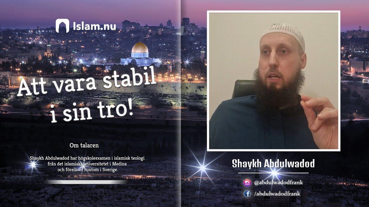Koranreflektion #12 | Att vara stabil i sin tro!