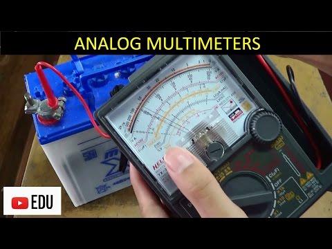 Multimeter/Multitester (Ampere, Volt, & Ohm Meter): Komponen, Fungsi dan Cara Menggunakan