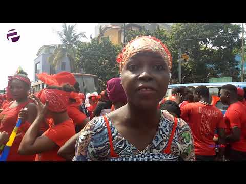 Protest: Togolese In Nigeria Send SOS To Buhari, ECOWAS