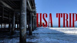 USA TRIP. ПУТЕШЕСТВИЕ ПО США / Видео