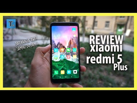 Review Xiaomi Redmi 5 Plus - Review Indonesia