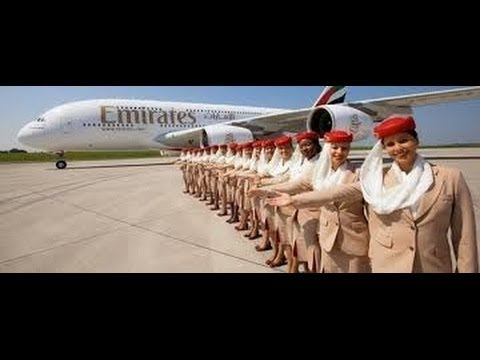 Best Documentary 2015 The World's Largest Airlines Emirates Airlines Dubai