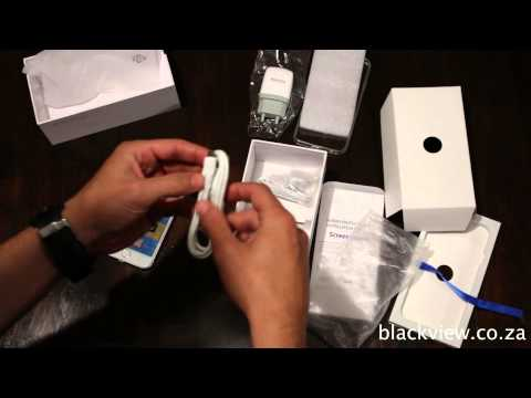 Unboxing the Blackview Ultra