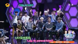 [SUB ESPAÑOL] 140705 EXO Happy Camp (6-8)