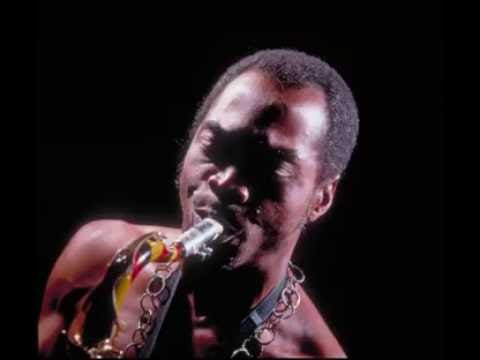 Fela Kuti, Coffin for Head of State, Africa 70 and Fela Kuti