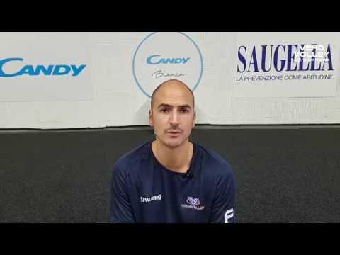 Le parole di Fabio Soli pre Latina vs Vero Volley Monza