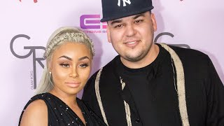 Blac Chyna Seeking Restraining Order Against Rob Kardashian Following Social Media Feud?
