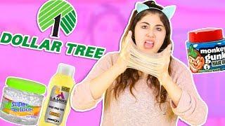 BEST SLIME DEACTIVATOR EνER FOR $1!! Testing dollar store hair gel for hard slimes | Slimeatory #260