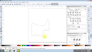 Inkscape with CNC