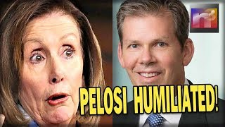 Pelosi HUMILIATED on LIVE TV After CEO Drops the Hammer on her INSULT to Millions of Americans