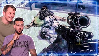 Spec Ops REACT to Call of Duty: Modern Warfare 3 - Down the Rabbit Hole | Experts React